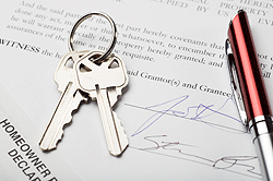 Photo of Purchase of Sale Agreement